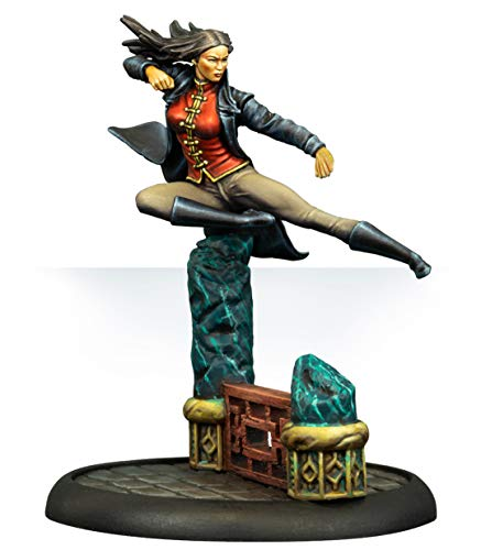 Knight Models Juego de Mesa - Batman Miniature Games Lady Shiva