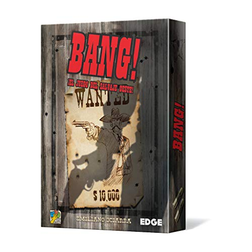 Edge Entertainment-Bang-JCNC, Multicolor (EEDVBA01)