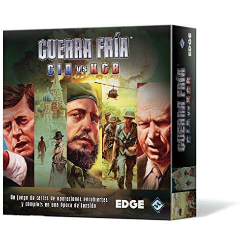 Edge Entertainment Guerra Fria