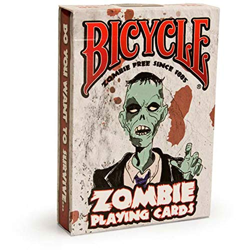 Bicycle Zombies Deck - Juguete (Bicycle USP1025963)