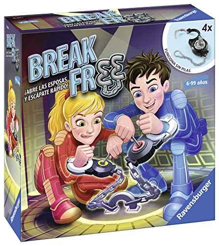 Ravensburger 21324 -  Juego Break Free , color/modelo surtido